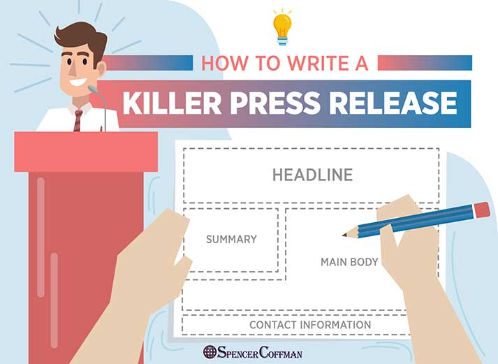 How To Write A Killer Press Release – Spencer Coffman