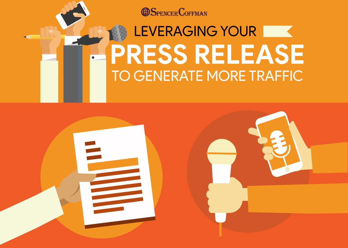 Leveraging Your Press Release To Generate More Traffic - Spencer Coffman