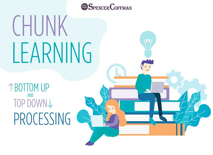 Chunk Learning - Bottom-Up And Top-Down Processing - Spencer Coffman