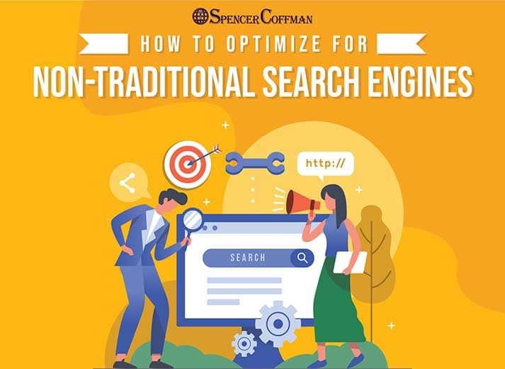 How To Optimize For Non-Traditional Search Engines – Spencer Coffman