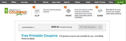 join inbox dollars coupons spencer coffman