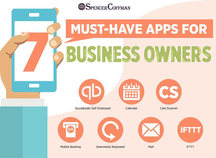 7 Must-Have Apps For Business Owners – Spencer Coffman