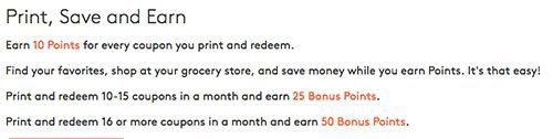 MyPoints Use Coupons And Earn Points