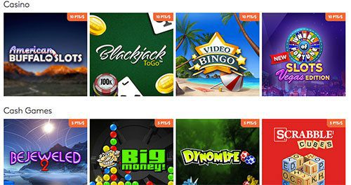 MyPoints Play Games And Earn Points