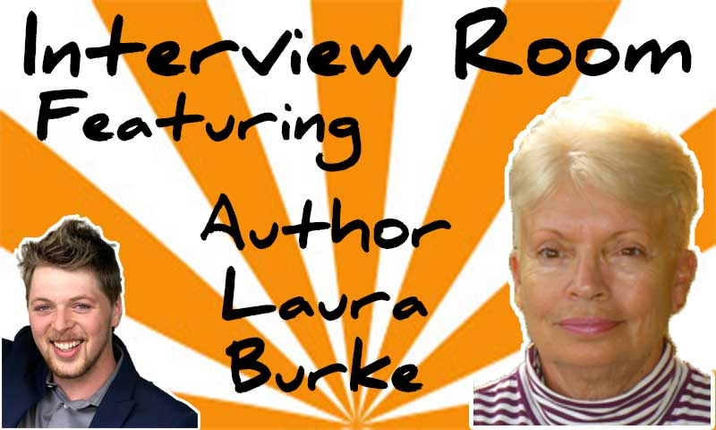 Interview With Author Laura Burke – Spencer Coffman