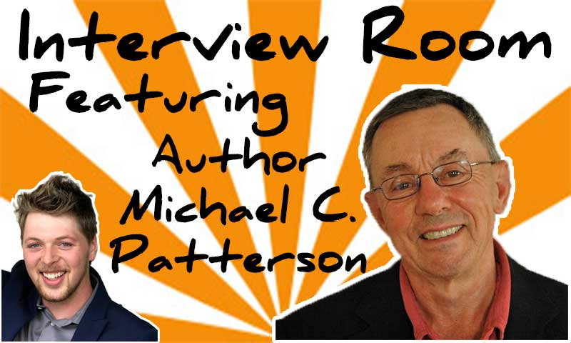 Interview With Author Michael Patterson – Spencer Coffman