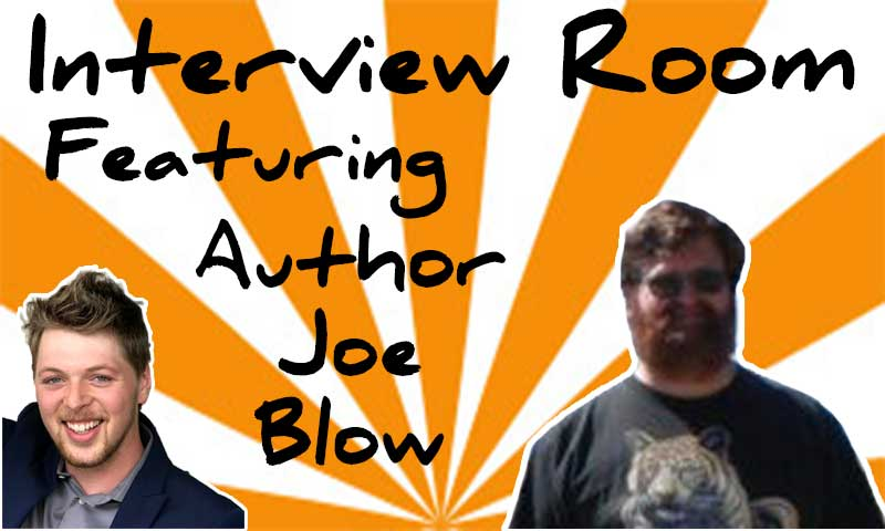 Interview With Author Joe Blow – Spencer Coffman