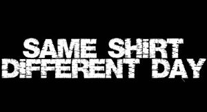 closets in order same shirt different day spencer coffman