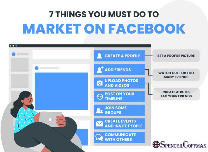 7 Things You Must Do To Market On Facebook – Spencer Coffman