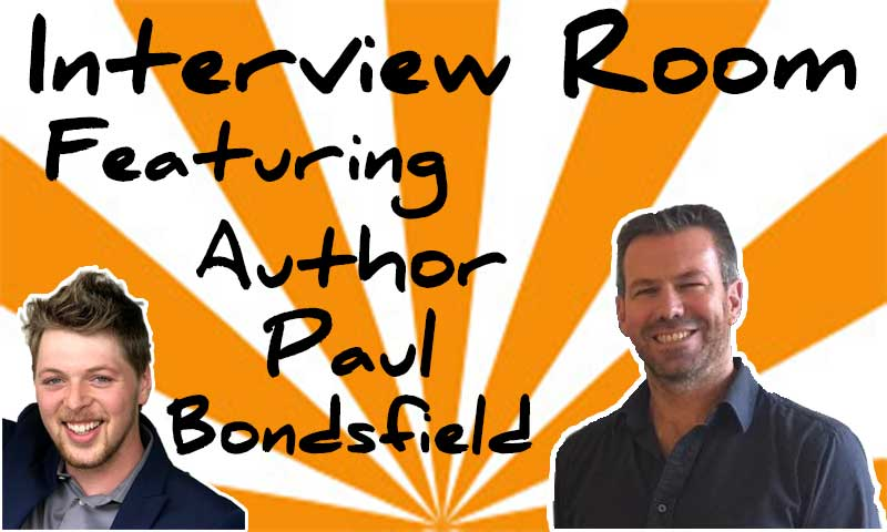 Interview With Author Paul Bondsfield – Spencer Coffman