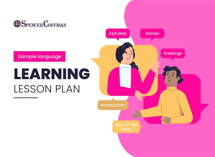 Sample Language Learning Lesson Plan – Spencer Coffman