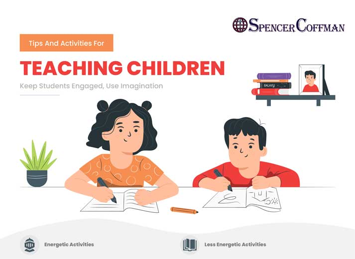 Tips And Activities For Teaching Children  - Spencer Coffman