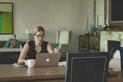 work at home decision woman spencer coffman